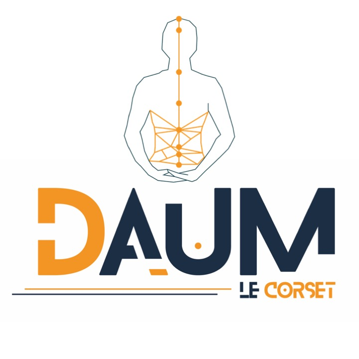 Logo carré corset Daum