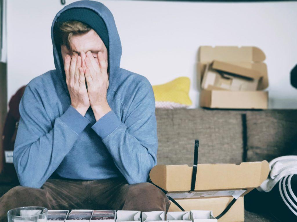 le stress et le mal de dos chronique